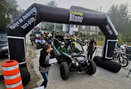 Forte affluence au Rallye de Parent